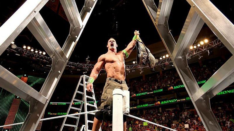 जॉन सीना ने एक बार फिर जीती थी WWE चैंपियनशिप