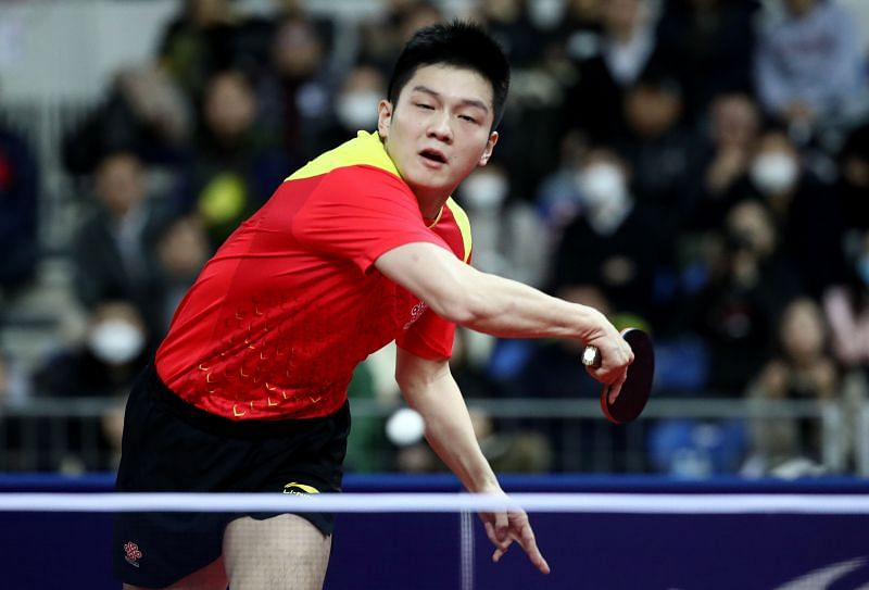 China's unparalled dominance in table tennis at the Olympics