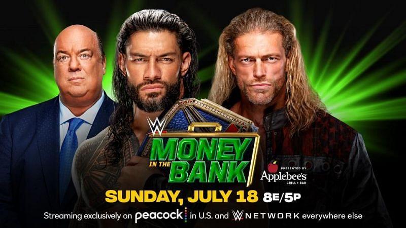 WWE Money in the Bank के प्रसारण से जुड़़ी अहम जानकारी