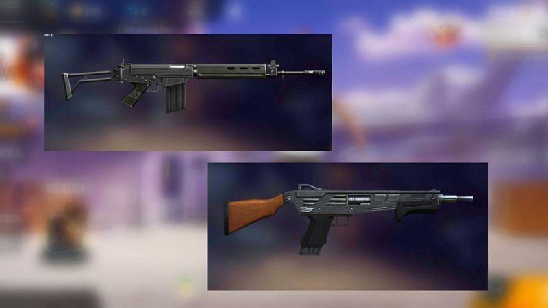 MAG-7 and Parafal