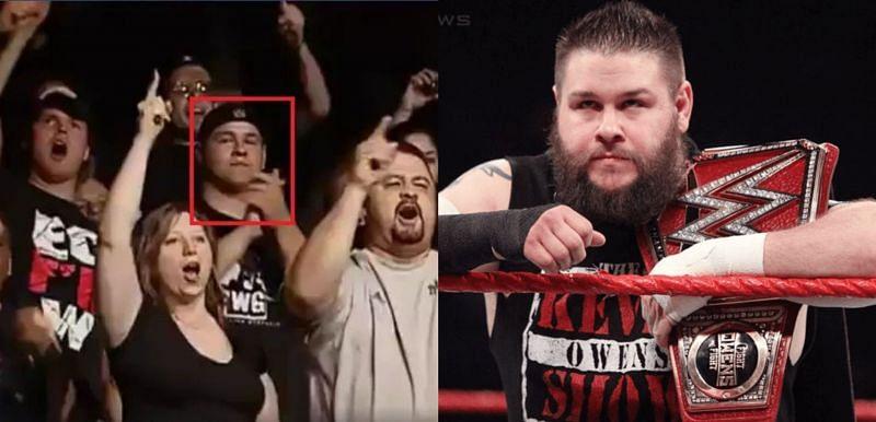 प्रसिद्ध WWE सुपरस्टार केविन ओवेंस बतौर फैन और यूनिवर्सल चैंपियन