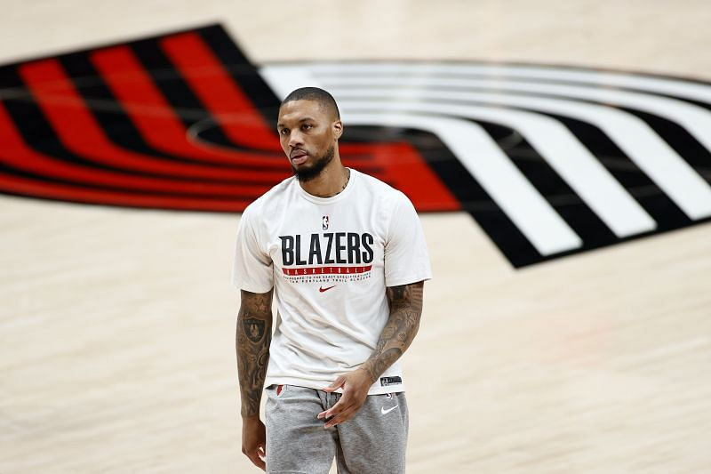 Damian Lillard did all that he could to help the Portland Trail Blazers succeed this year