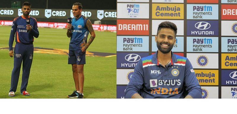 "IND vs SL: ""Rahul Chahar built a lot of confidence from his time at Mumbai Indians"" - Suryakumar Yadav"