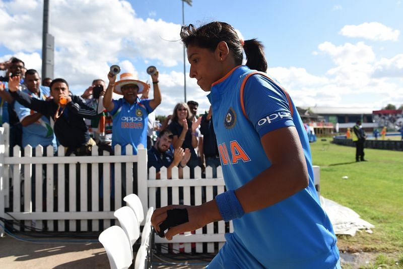 Walking back after one of the greatest knocks in Cricket history