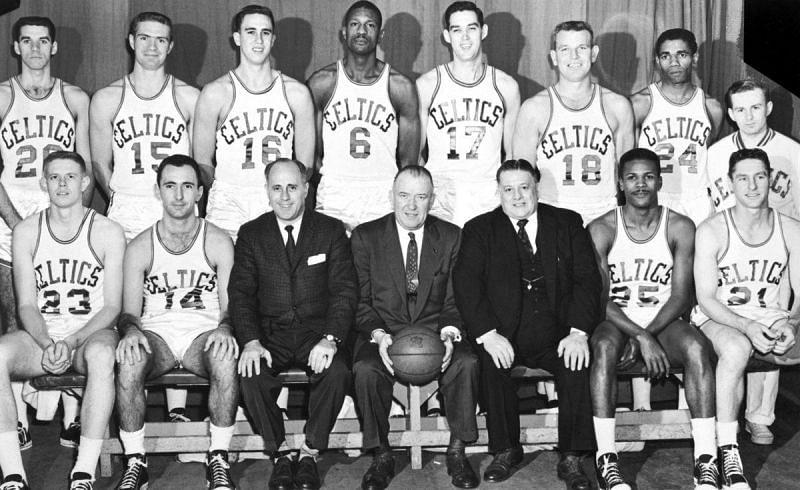 1960 Boston Celtics [Source: NBA]