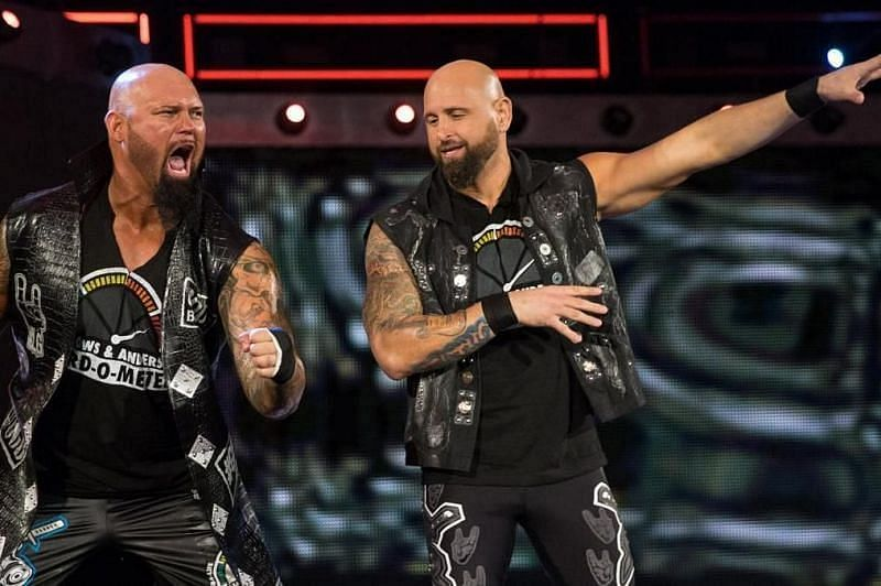 IMPACT World Tag Team Champions The Good Brothers