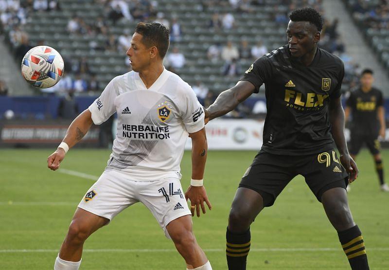 LA Galaxy and Sporting Kansas City lock horns on Monday