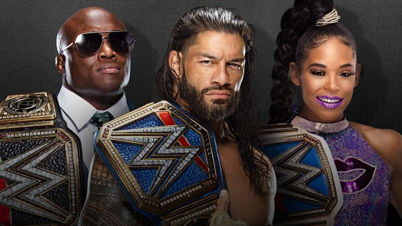WWE सुपरस्टार्स जो 2021 के अंत से पहले एक टाइटल जीत लेंगे