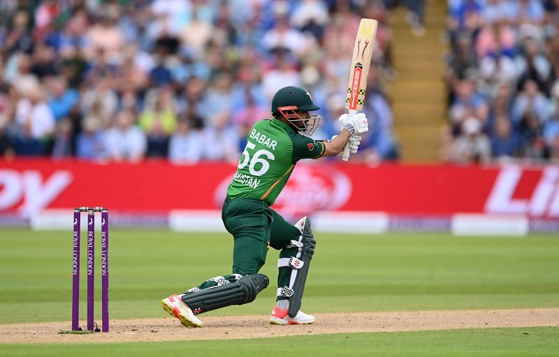 Babar Azam. Pic: Getty Images