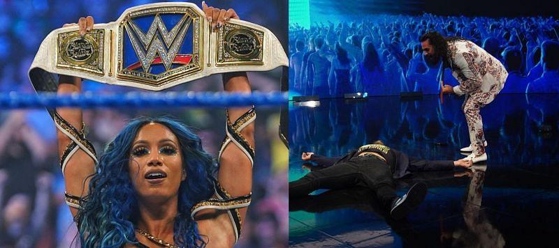 SmackDown को लेकर फैंस की प्रतिक्रियाएं