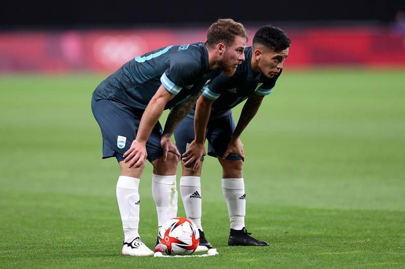 Argentina U23 play Spain U23 tomorrow