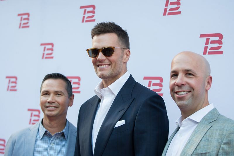 TB12 Performance & Recovery Center Grand Opening