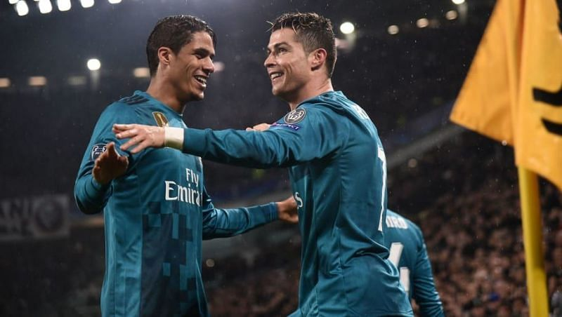 Find out where Varane and Ronaldo rank among Real Madrid's most expensive departures