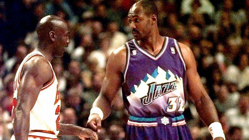 Chicago Bulls v Utah Jazz - 1997 NBA Finals
