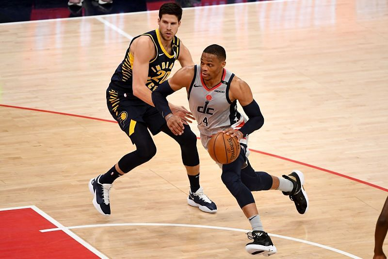 Indiana Pacers vs Washington Wizards - Play-in Tournament