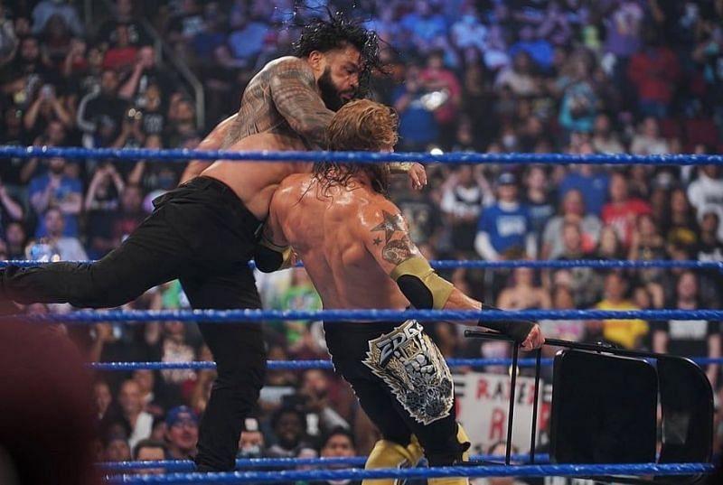 WWE SmackDown का एपिसोड Money in the Bank से पहले हुआ आखिरी शो था