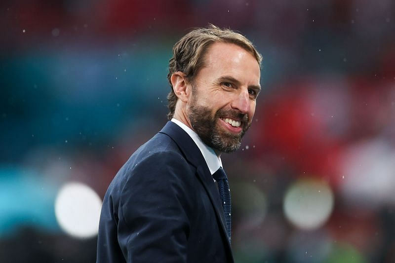 Gareth Southgate came agonisingly close to winning an international football trophy for England