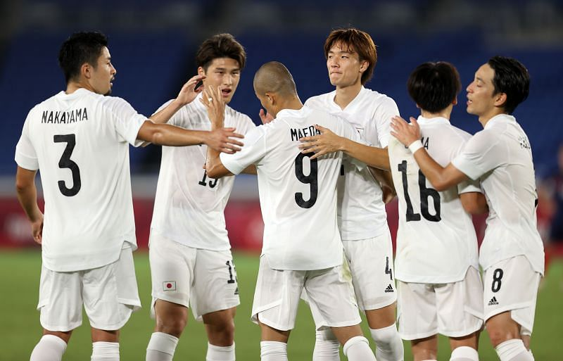 Japan take on New Zealand this weekend