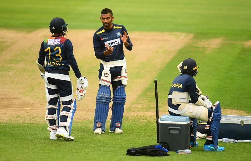 Sri Lanka Nets Session