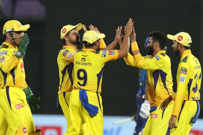 Can the Chennai Super Kings win their fourth IPL championship? (Image Courtesy: IPLT20.com)