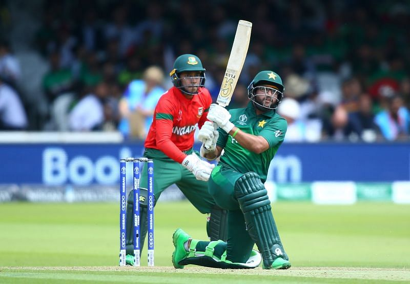 Imam-ul-Haq scored a hundred against Bangladesh in his ODI at Lord's