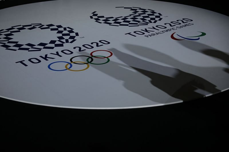 The emblems of the Tokyo 2020 Olympic and Paralympic Games