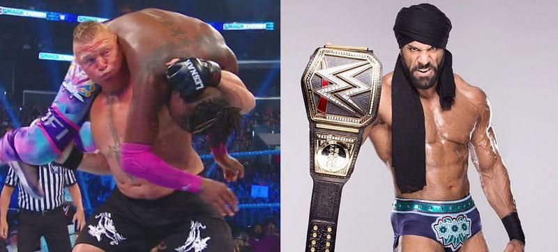 पूर्व WWE चैंपियंस जिंदर महल और कोफी किंग्सटन