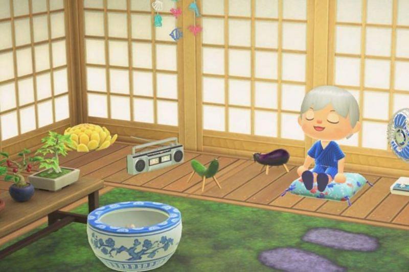 Evento del Festival Ubon en Animal Crossing (Imagen a través de Animal Crossing World)