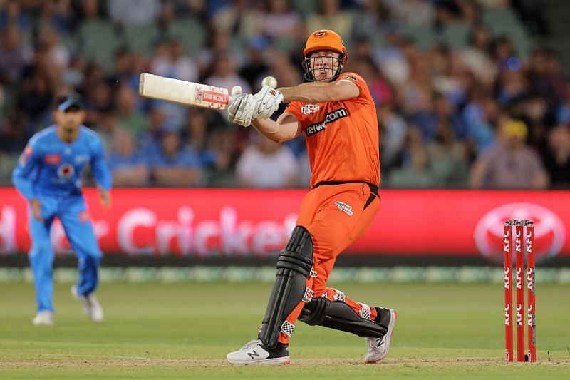 Mitchell Marsh in the BBL