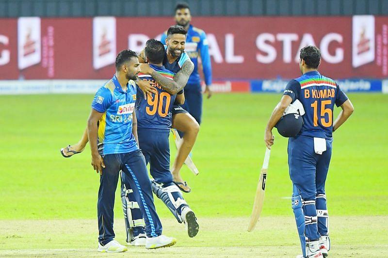 The India vs Sri Lanka T20I series begins tomorrow in Colombo (Image Source: Twitter)