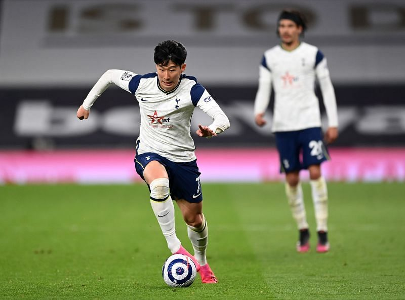 Son Heung-min is one of the most expensive Asian footballers in history