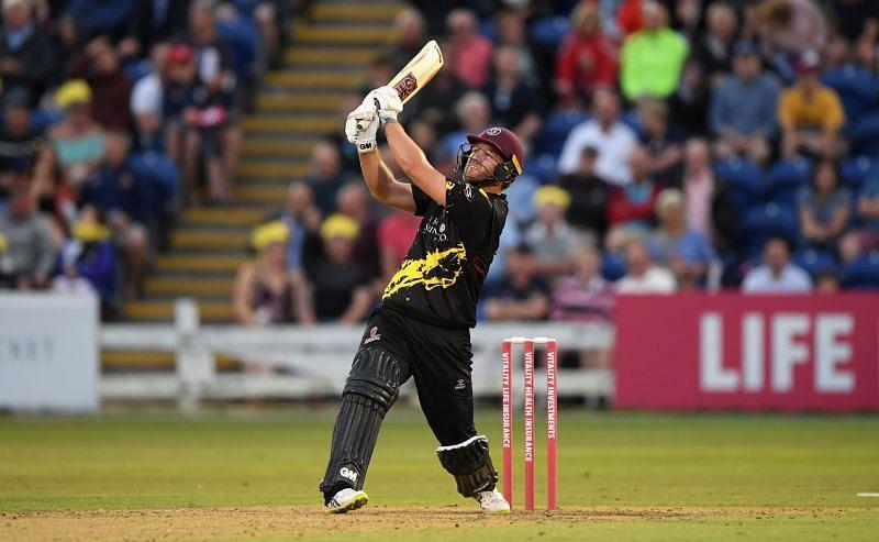 Glamorgan v Somerset - Vitality Blast T20