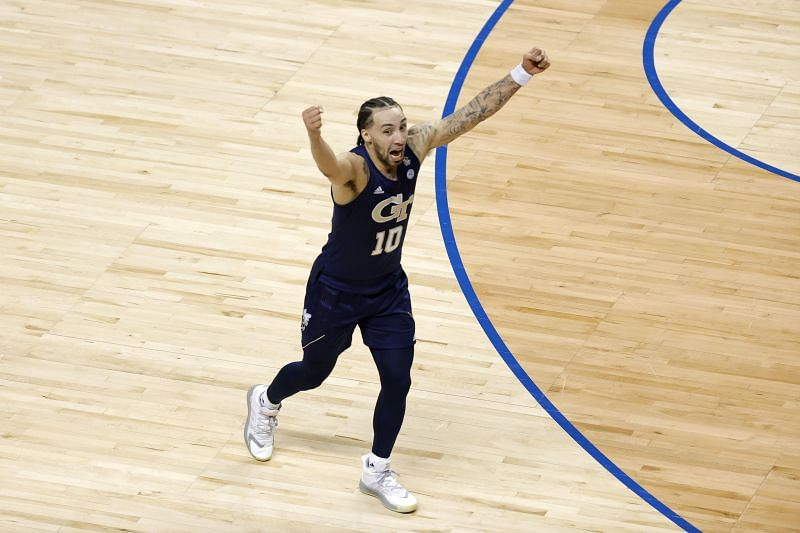 Jose Alvarado of Georgia Tech signed a two-way deal with the New Orleans Pelicans