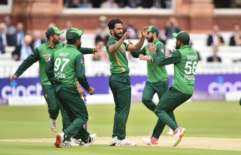 England v Pakistan - 2nd Royal London Series One Day International