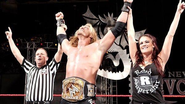 WWE: New Years Revolution