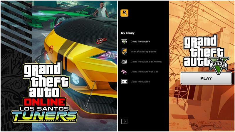 How to access GTA Online Los Santos Tuners update through the Rockstar Games Launcher