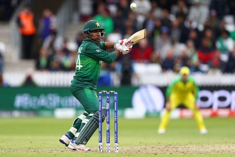 Sarfaraz Ahmed. Pic: Getty Images