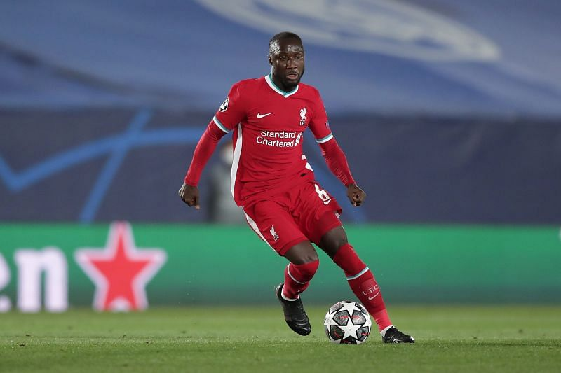 Naby Keita has been plagued by injuries at Liverpool