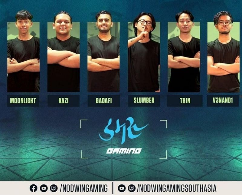 Damaru Gaming qualified for the Valorant Conquerors Championship (Image via NODWIN Gaming)