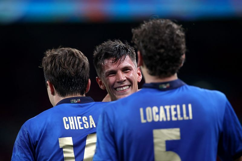 Italy have a strong squad