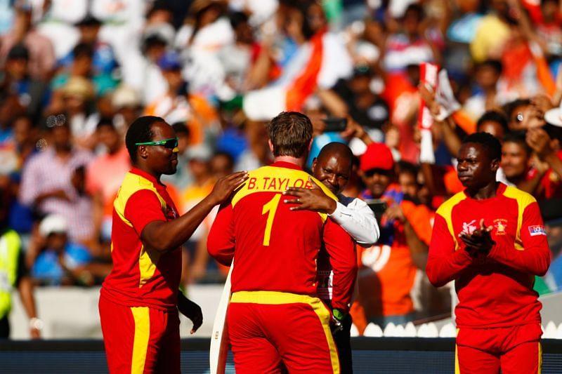 India v Zimbabwe - 2015 ICC Cricket World Cup