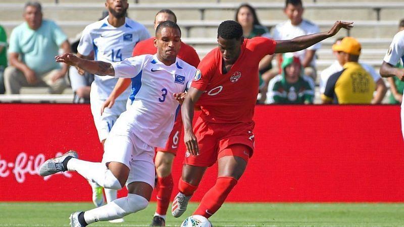 Canada are the favorites against Martinique