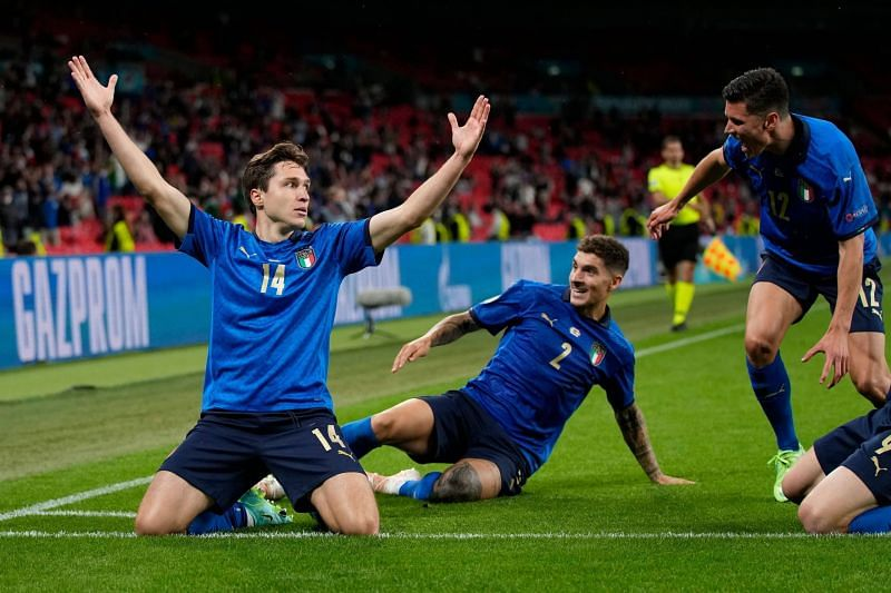 Italy are on a roll at Euro 2020.