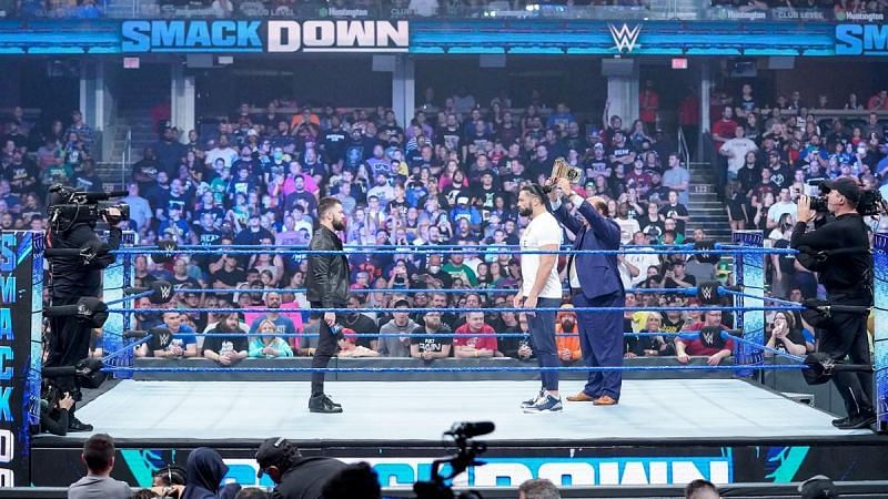 Finn Balor stole the show on WWE SmackDown this week