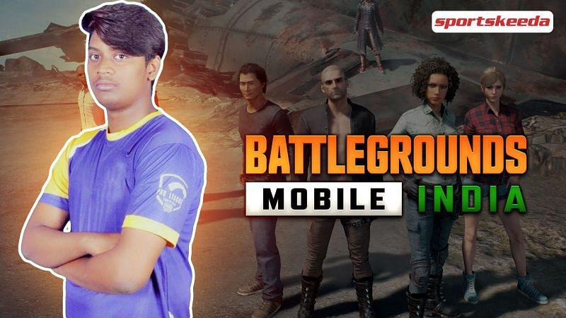 "Ashwin ""MantyOP"" Vijay Anand of Marcos Gaming talks Battlegrounds Mobile India and lots more"