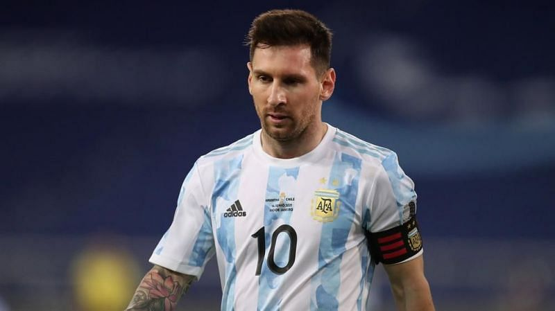 Lionel Messi was easily the best player at the tournament