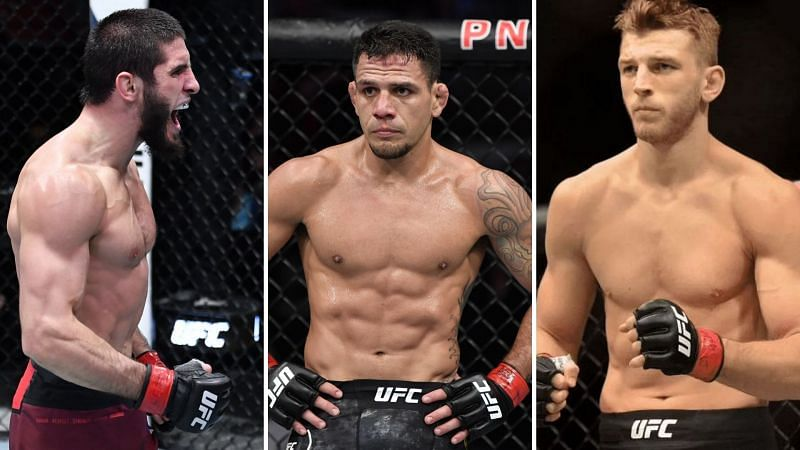Who is next in line for Islam Makhachev?