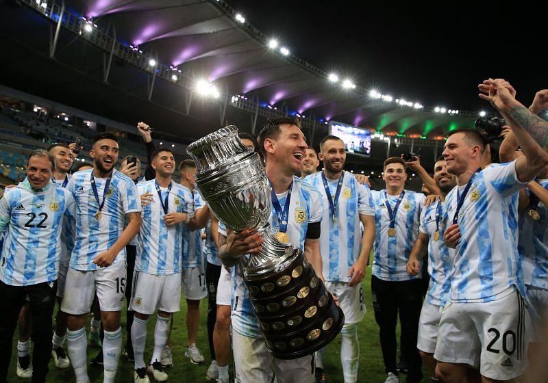 Brazil vs Argentina: Final - Copa America Brazil 2021