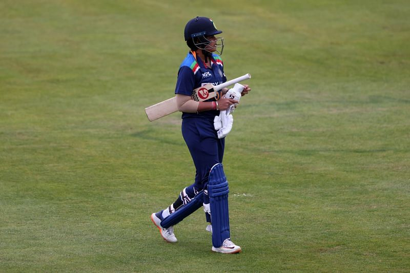 England will be happy to see the back of Shafali Verma early