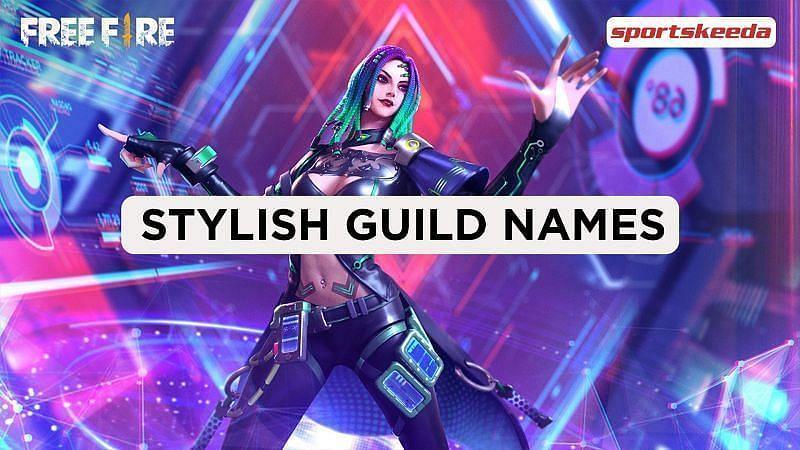 गिल्ड नाम बनाने के लिए जनरेटर का उपयोग कर सकते हैं